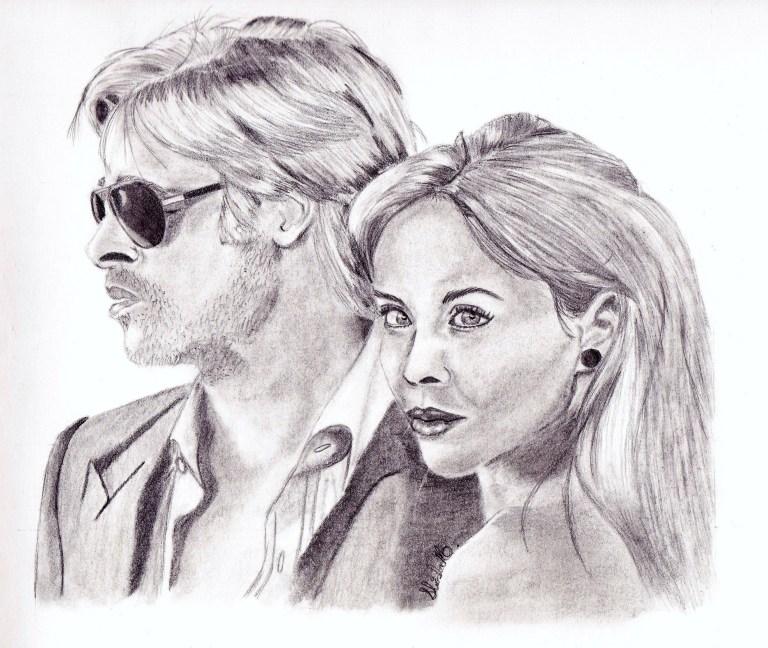 Brad & Angelina (1)